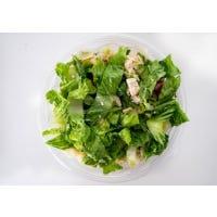 Grünkohlsalat mit geräucherter Entenbrust