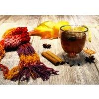Heisser Vitamin-Punsch