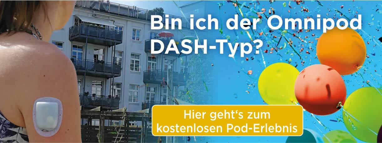Omnipod DASH Pod testen