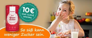 Gelierzucker für 10 EUR