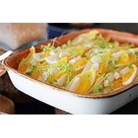 Chicoréesalat mit Orangen