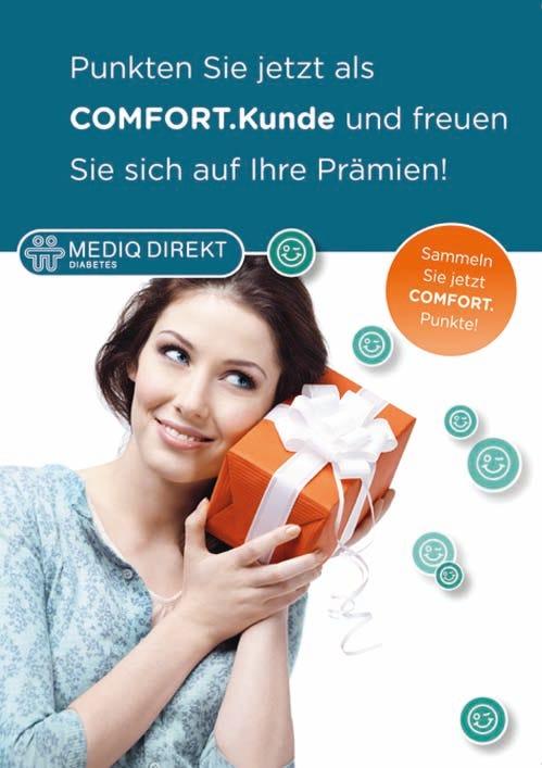 comfort flyer