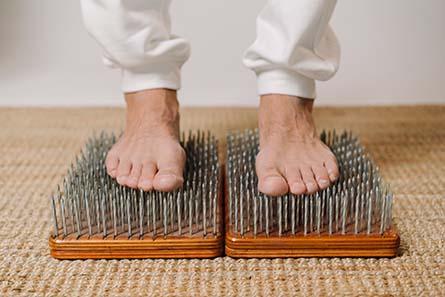 Symbolbild-Fußschmerzen bei Polyneuropathie