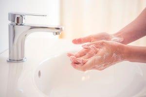 Tipps fürs Händewaschen