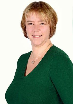 Susan Rüger, Diätassistentin