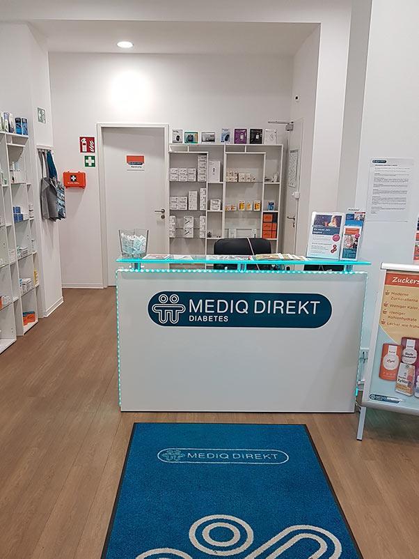 mediq direkt diabetes deutschland gmbh pionero