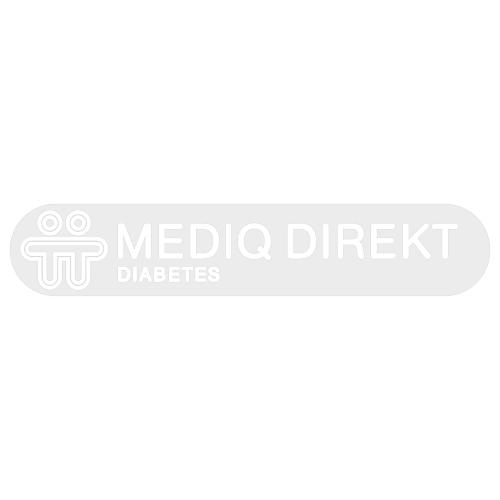 Freestyle Libre Fixierband - Royalblau/Transparent
