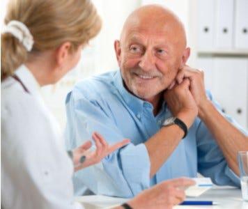 Diabetes Beratung in der Arztpraxis