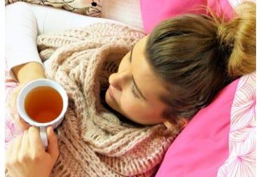 Tee und Erkältung