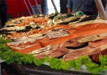 Fisch als Vitamin B12 Lieferant
