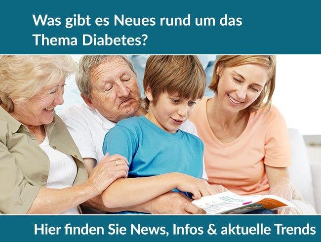 Neuigkeiten im Diabetes Markt