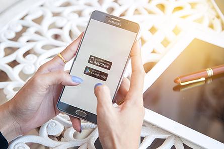 Mediq Rezept App in Google und Apple Stores erhältlich