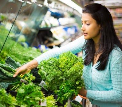 Alternatives Essen - Gesunde Ernährung