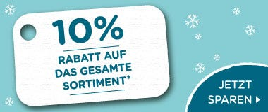 10% Rabatt im Winter