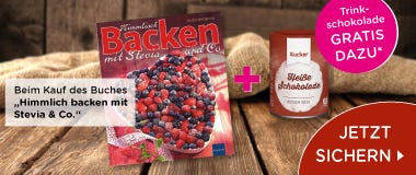Himmlich Backen inkl. gratis Xucker Hot Chocolate