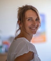 Autorin Sandra Buhlmann