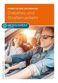 Ratgeber Diabetes und Straßenverkehr