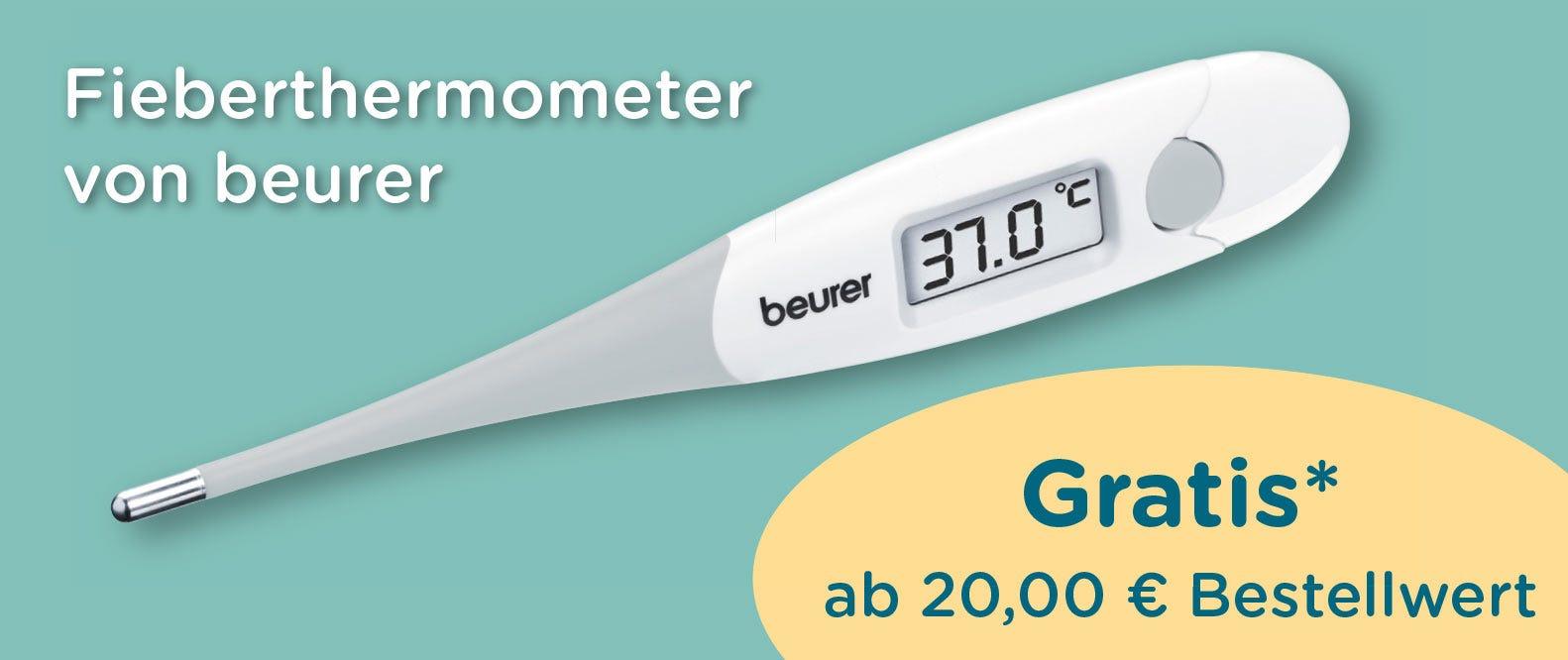 gratis Fieberthermometer