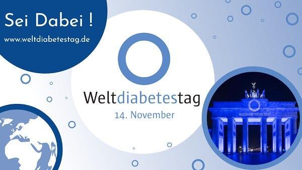 Mediq Direkt beim docday am Weltdiabetestag